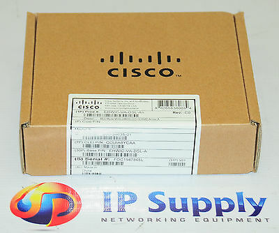 *NEW* Cisco EHWIC-VA-DSL-A Multimode High-Speed WAN Interface Card 6MthWtyTaxInv