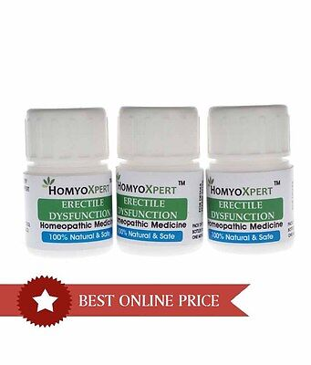 HomyoXpert Erectile Dysfunction Homeopathic Medicine For One Month