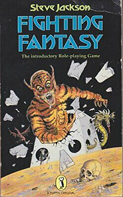 Fighting Fantasy: The Introductory Role-playing Game, Jackson, Steve Paperback