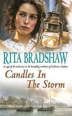 Candles in the Storm by Rita Bradshaw (Paperback, 2003) New Book