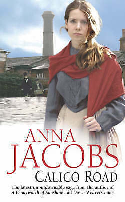 Calico Road by Anna Jacobs (Paperback, 2005) New Book