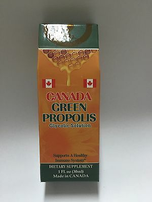 Canada Green Propolis Glycolic Solution