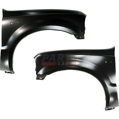 F-SERIES SUPER DUTY 99-07 FENDER LH CAPA