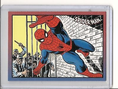 Spiderman Archives SD09 promo card
