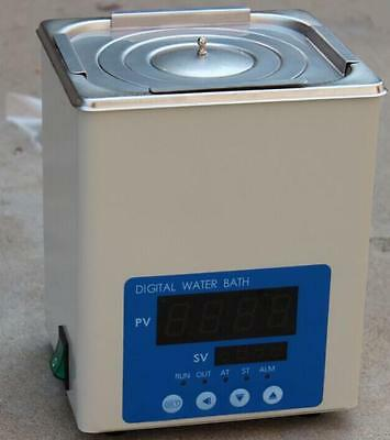 Electric Thermostatic Temperature Water Bath Single Hole New