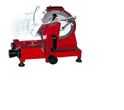 220mm Economy Commercial Semi-automatic Meat Bread Cheese Slicer New