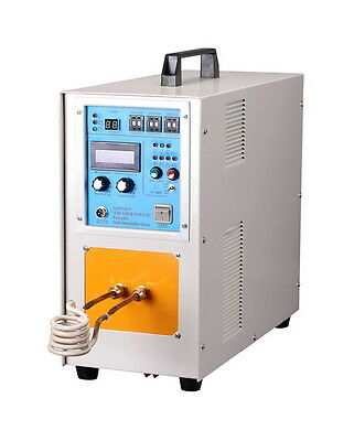 25KW 30-80KHz High Frequency Induction Heater Furnace LH-25A Fasting Shipping