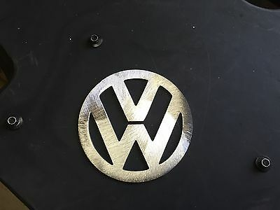 Plasma cut VW logo Metal Man Cave/Garage Wall Art