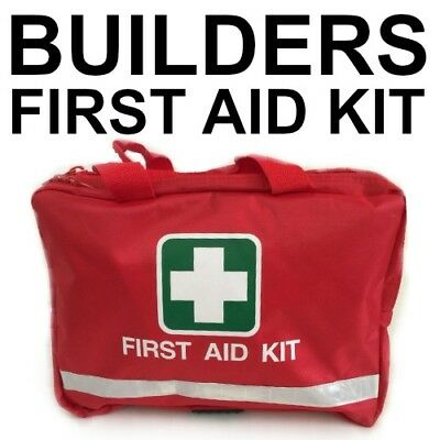 NATIONAL FIRST AID BAG Workplace Soft Pack Portable WORK CODE OF PRACTICE