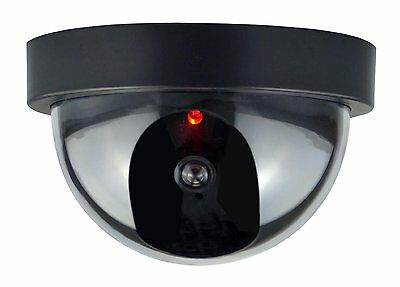 FC9955 Dummy Security Camera with Dome Shape (Item Package Quantity: 1) AOI