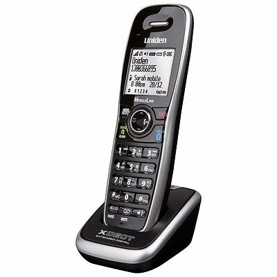 UNIDEN XDECT 8105  Optional handset only for Xdect8115/ 8155 + 1 + 2 + 3WP Cordl