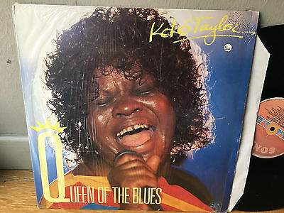 LP    ITALY  Koko Taylor – Queen Of The Blues