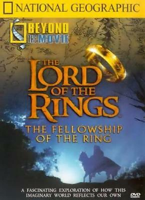 Beyond The Movie: The Lord Of The Rings [DVD] By Phil Crowley,John Howe,Bill .