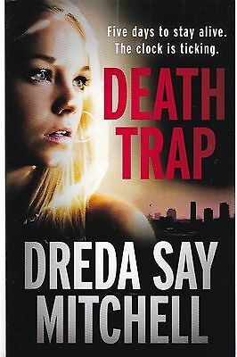 Death Trap by Dreda Say Mitchell (Paperback, 2015) New Book