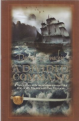 A Divided Command by David Donachie (Paperback, 2014) New Book