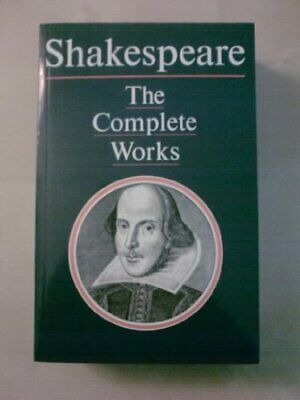 Complete Works by Shakespeare, William Hardback Book The Cheap Fast Free Post