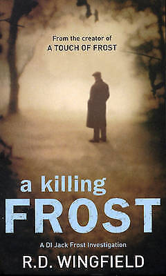 A Killing Frost by R D Wingfield New Paperback Book