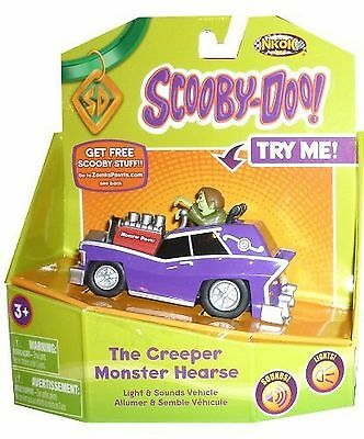 Scooby-Doo The Creeper Hearse