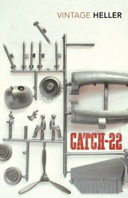 Catch-22 (Vintage Classics) by Heller, Joseph Paperback Book The Cheap Fast Free