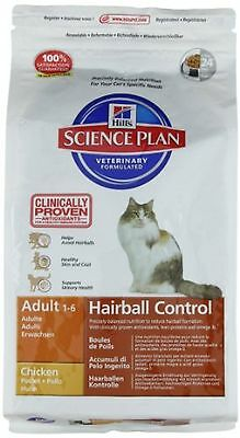 Hill's - Hills Science Plan Adult Hairball Control Poulet 1,5 kg