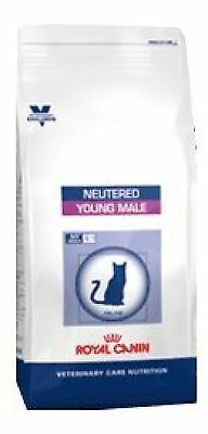 Royal Canin - Royal Canin Vet Care Nutrition Neutered Cat Young Male 1.5 kg