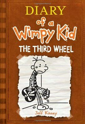The Third Wheel (Diary of a Wimpy Kid) by Kinney, Jeff Book The Cheap Fast Free