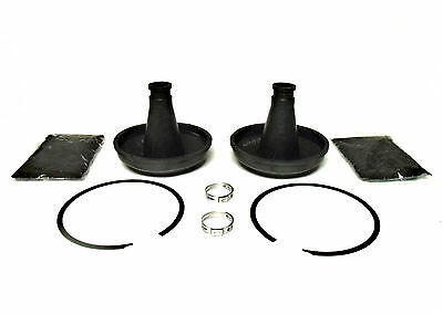 2006-2007 Polaris Outlaw 500 IRS 2x4 HD Rear Inner Left & Right CV Boot Kit Pair