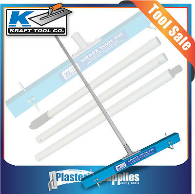 "Kraft Tools Rake Leveller with Handle 24"" 609mm Gauge CC975-01"