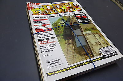 Model Railways - British Mag Collection 14 Issues 1979 - 93 Vintage MR4