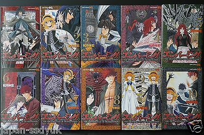 JAPAN manga: Embalming -The Another Tale of Frankenstein- 1~10 Complete Set