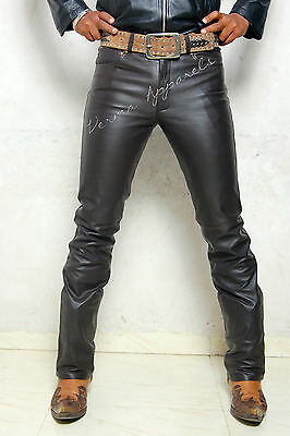 Bell bottoms leather jeans classic 70/'s bootcut 517 rodeo cowboy custom made GT