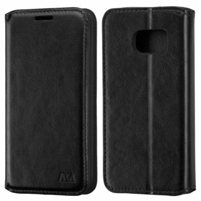 For Samsung Galaxy S7 / S7 EDGE Leather Flip Wallet Case Cover Stand