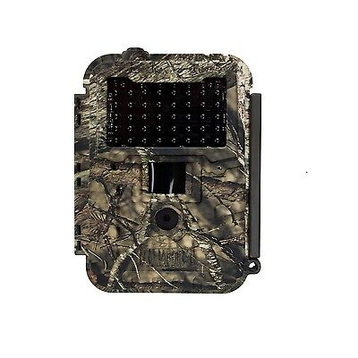 Covert Scouting Camera Code Black 12MP 3G Wireless Game Trail Camera AT&T - 5144