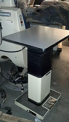 Topcon Adjustable Instrument Table