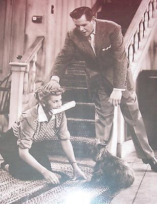 Lucille Ball - I Love Lucy Tv Series 11X14 Mini Poster (Training The Dog)