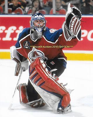 PATRICK ROY Monster GLOVE SAVE 1996 CUP FINALS vs FLA 8x10 AVALANCHE WIN CUP !!