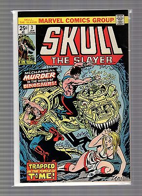 Skull the Slayer #3 VF Gan, Marcos