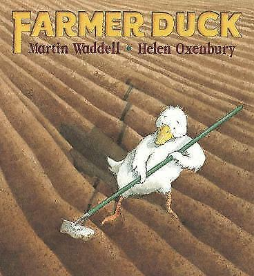 Farmer Duck by Martin Waddell (Paperback) New Book