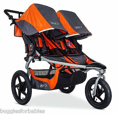 Bob 2016 Revolution Flex Duallie Canyon Orange Brand New Free Shipping U601859