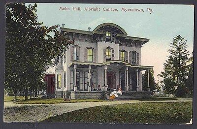 1911 Mohn Hall At Albright College, Myerstown Pa