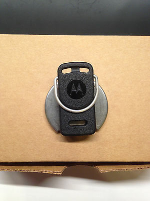 MOTOROLA OEM SPEAKER MIC REPLACEMENT CLIP WITH D-RING (Accessories)