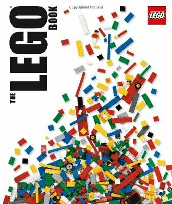 The LEGO� Book by Lipkowitz, Daniel Hardback Book The Cheap Fast Free Post