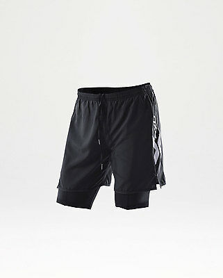 NEW 2XU Compression X Run Shorts Mens Other