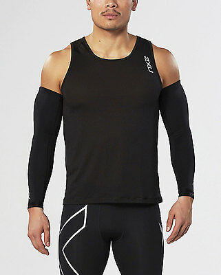 NEW 2XU Thermal Arm Warmers Unisex Compression & Base Layers