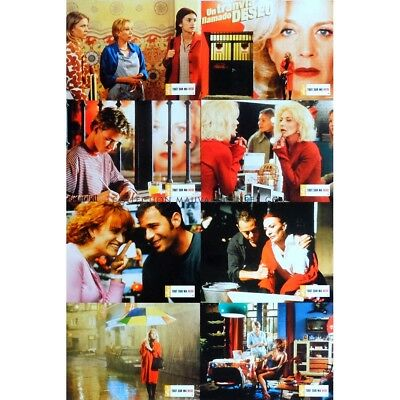 ALL ABOUT MY MOTHER Lobby Cards x8 9x12 in. French - 1999 - Pedro Almodovar, Cec