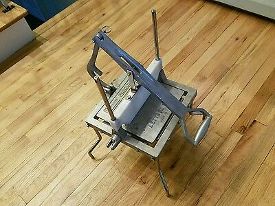 Vollrath Redco Commercial Lettuce King Cutter