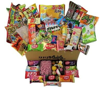 30 Japanese candy box Japanese sweet snack KitKat san valentine's gifts