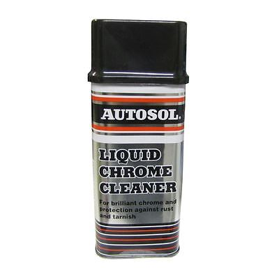Autosol Chrome (250g Liquid) (250g)