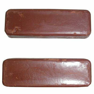 Polishing Soap Brown (2 Bars)
