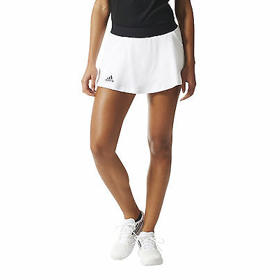 Adidas Club Skort Rock Tennisrock Damen Weiß AJ3223